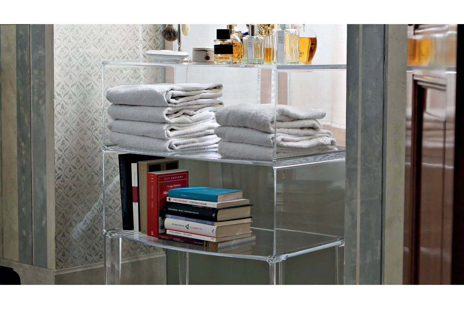 Ghost Buster Commode by Philippe Starck with Eugeni