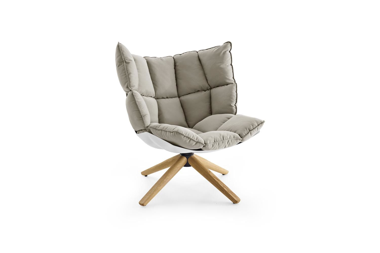 swing chair patricia urquiola walmart high chairs for babies husk armchair by b andb italia space