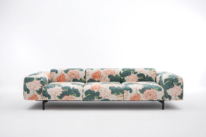 kartell sofa largo alton ecru review by piero lissoni for space furniture