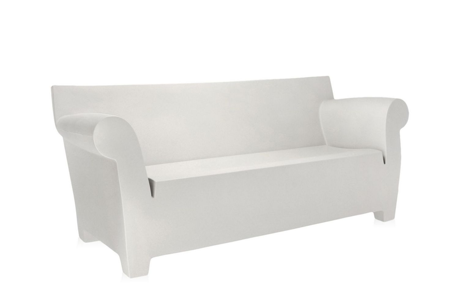 bubble club chair replica high quality outdoor folding chairs sofa by philippe starck for kartell space