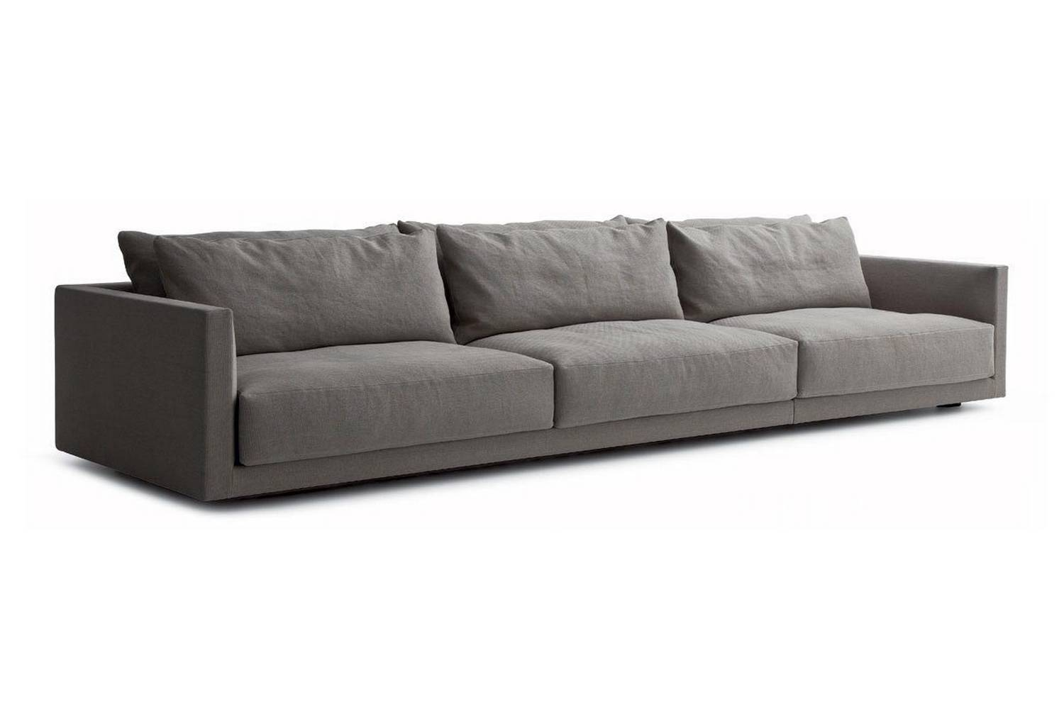 bristol sofa beds without arms by j m massaud for poliform