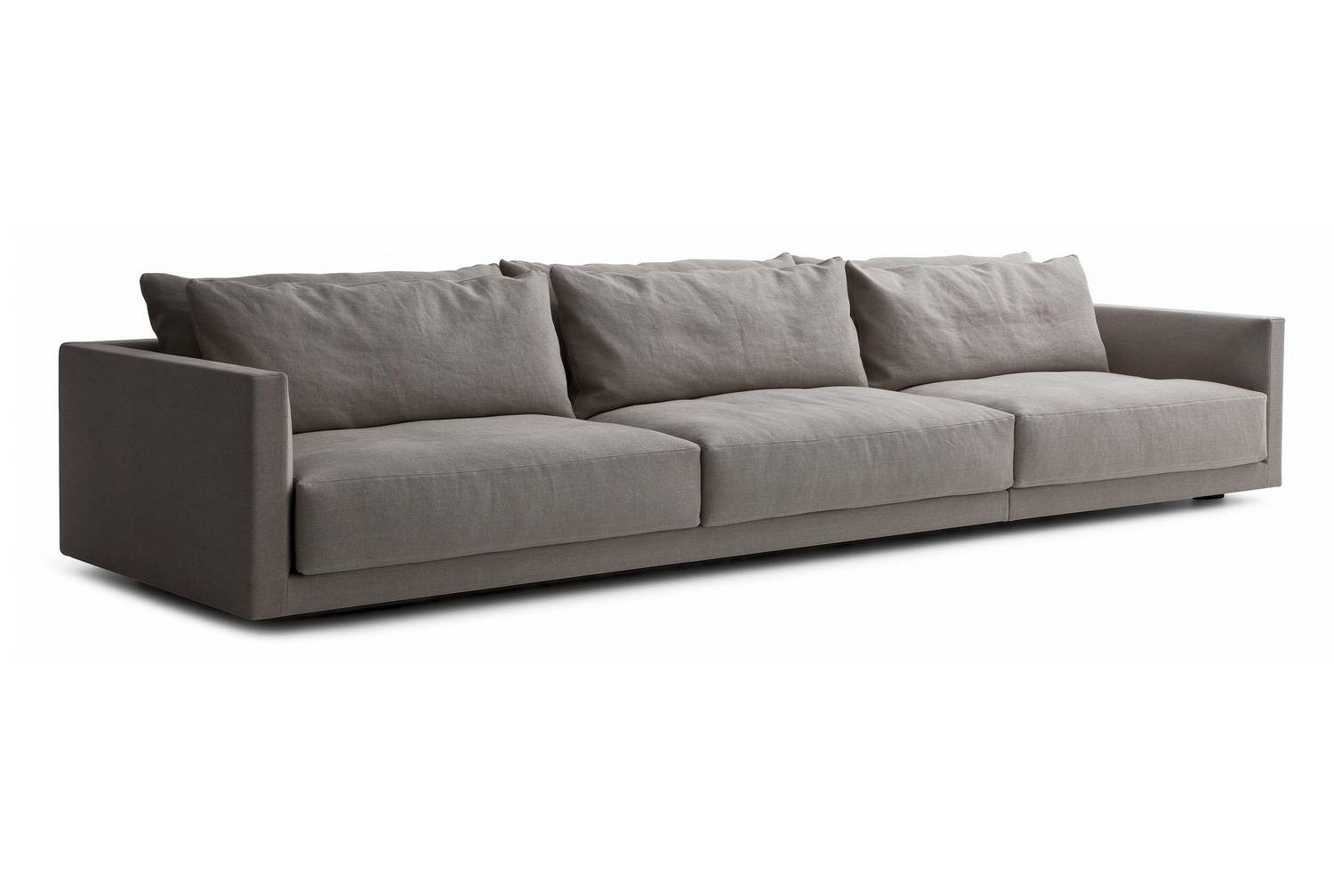 j m paquet sofa memory foam bed mattress queen bristol by massaud for poliform
