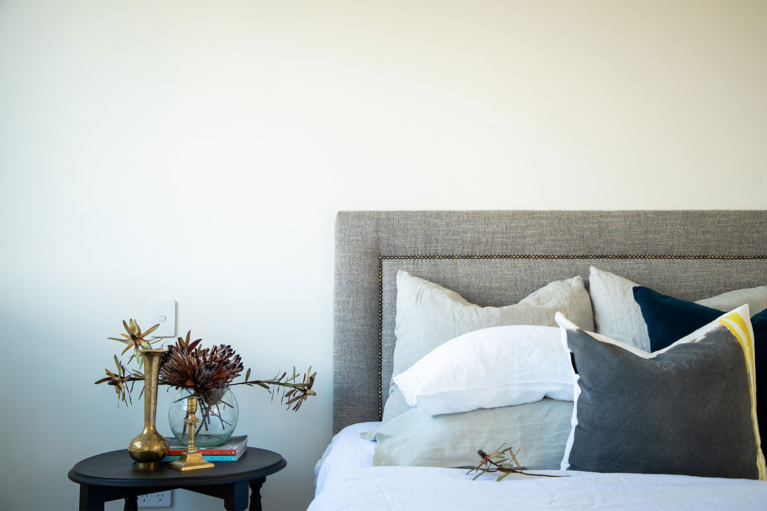 Houston Queen Headboard By Sleep Systems Harvey Norman New Zealand