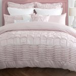 Francesca Blush Duvet Cover Set By Platinum Collection Harvey Norman New Zealand