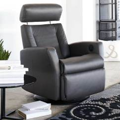 Electric Reclining Chairs Nz Swivel Chair Covers Uk Lotus Recliner Trend Leather Img Harvey