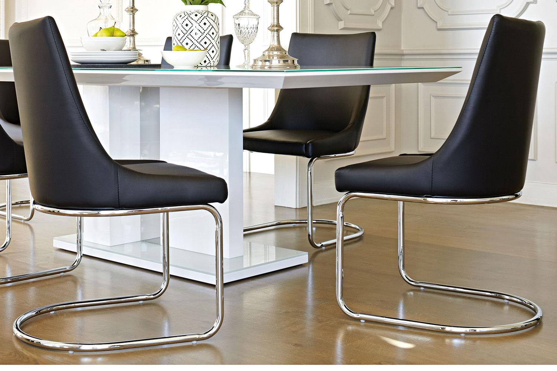 chair upholstery fabric nz teak wood revolving senti dining by insato furniture harvey norman new