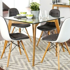 Dining Chairs Nz Chiropractic Wobble Chair Benefits Barcelona 5 Piece Square Suite By Paulack