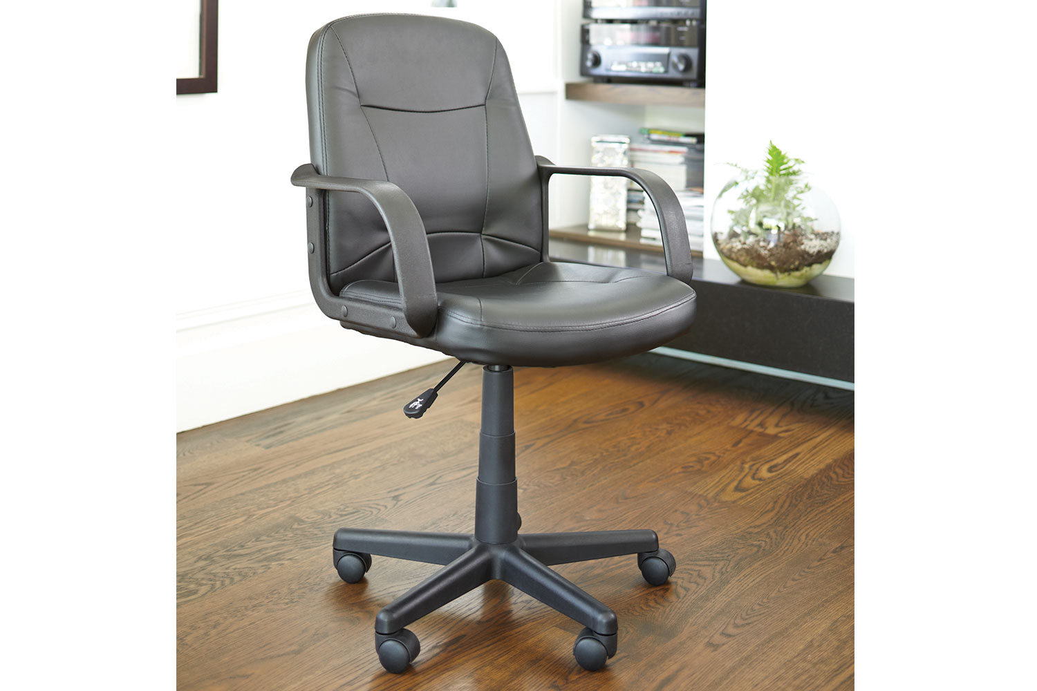 ergonomic chair harvey norman barrel table and chairs xavier office black new zealand
