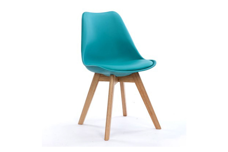 desk chair teal diy cushions stuka office blue paulack furniture