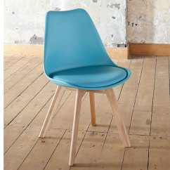 Teal Office Chair Oak Kitchen Chairs Uk Stuka Blue Paulack Furniture