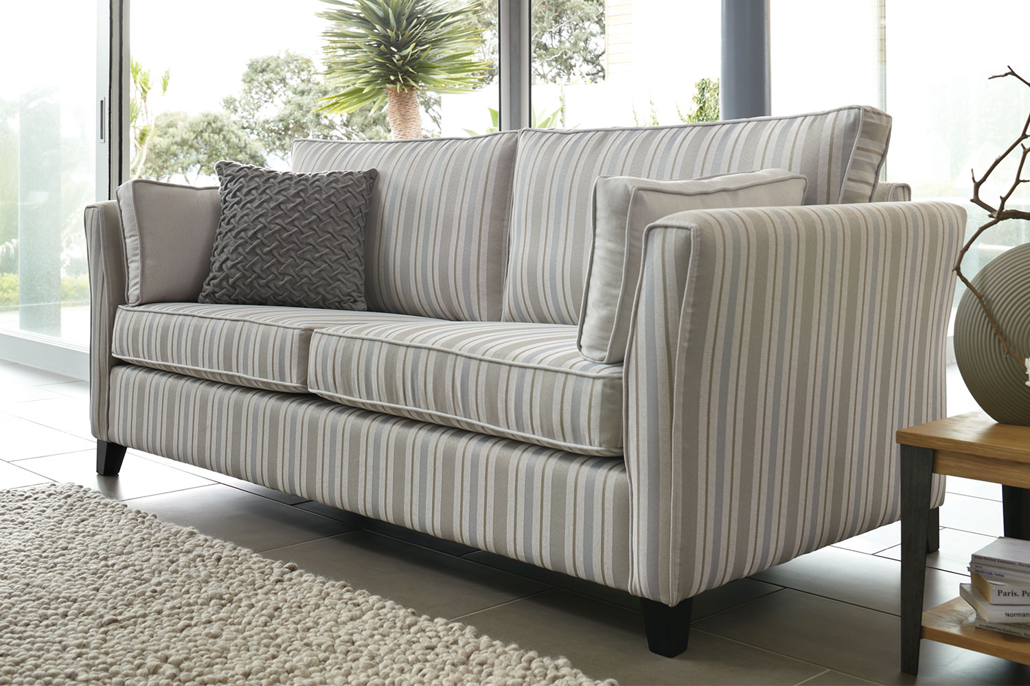 2 seater sofa cover nz modern contemporary 3 piece leather sectional vienna fabric lounge suite by evan john philp