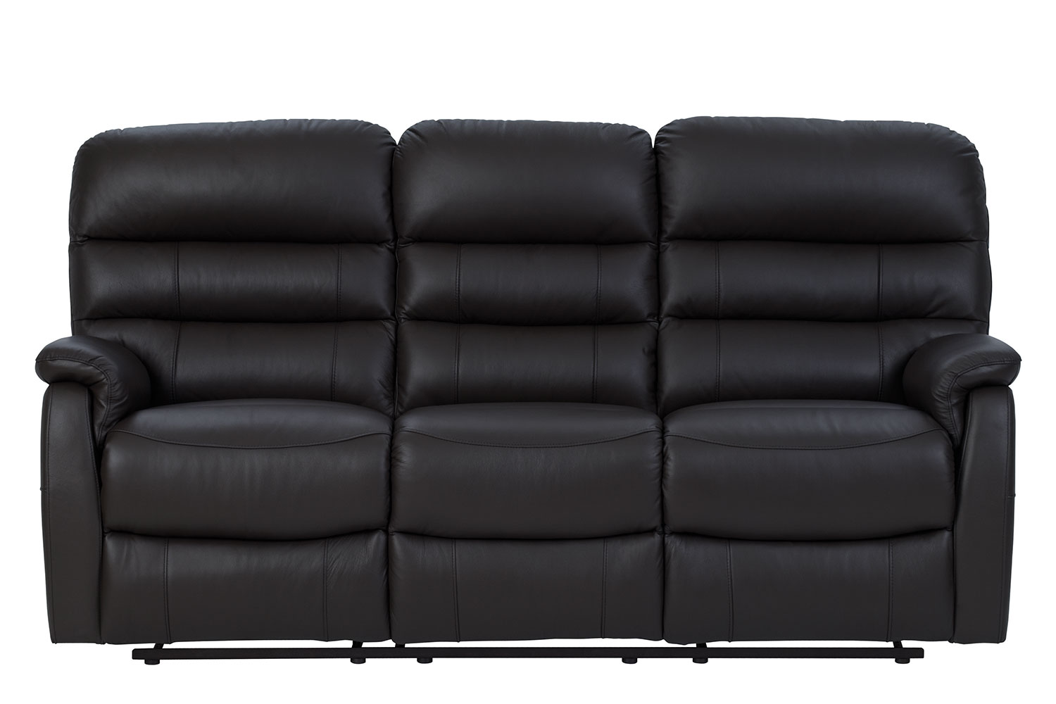 leather recliner chairs harvey norman panton bachelor chair luna 3 seater sofa by vivin