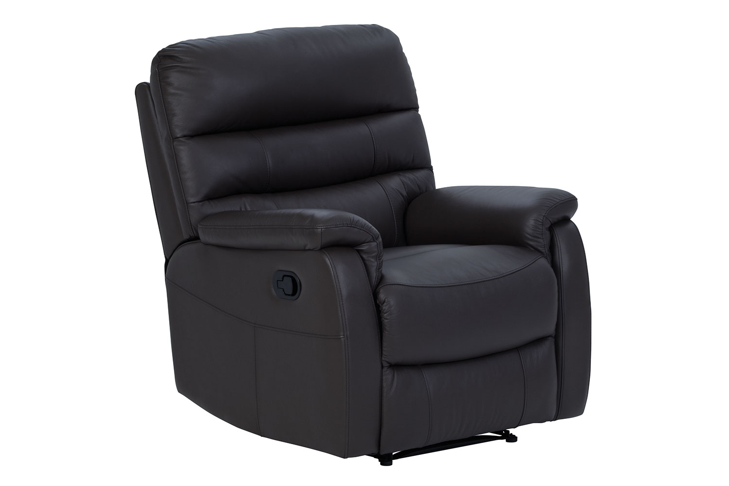 Leather Recliner Chairs Luna Leather Recliner Chair By Vivin Harvey Norman New