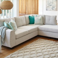Four Seat Sofa With Chaise Folding Furniture Albany 4 Seater Fabric By White Rose