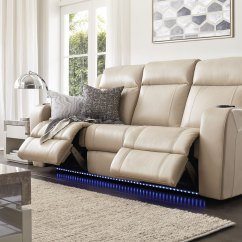 Leather Recliner Chairs Harvey Norman Patio Hanging Egg Chair Marina 3 Seater Sofa By Synargy
