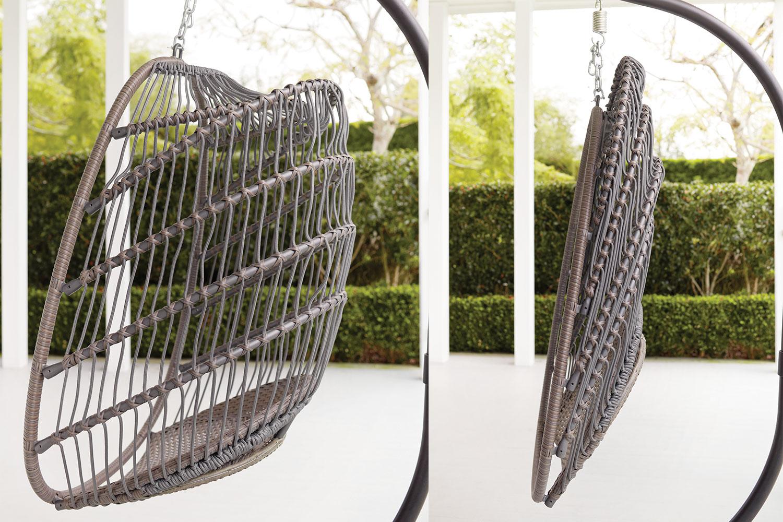 cane hanging chair new zealand jobri kneeling maui rope egg harvey norman wishlist