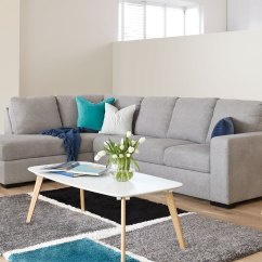 Four Seat Sofa With Chaise Best Sofas For Pet Owners Neptune 4 Seater Fabric Harvey Norman
