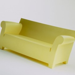 Bubble Club Sofa Es Grave By Philippe Starck For Kartell Space