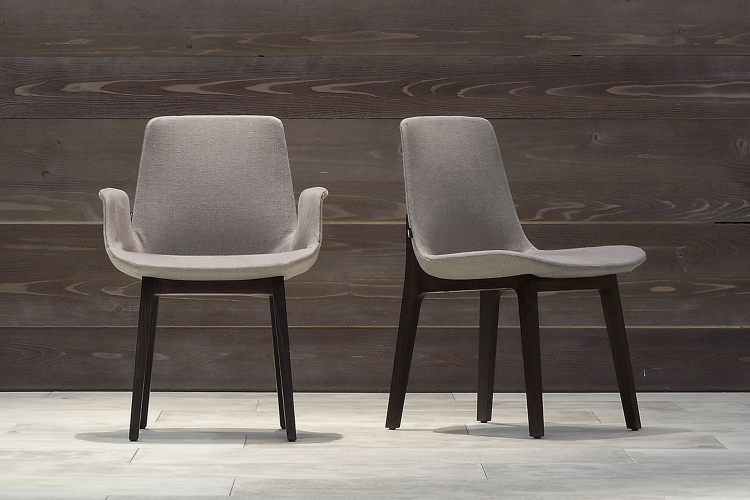 Ventura chair by JeanMarie Massaud for Poliform  Space