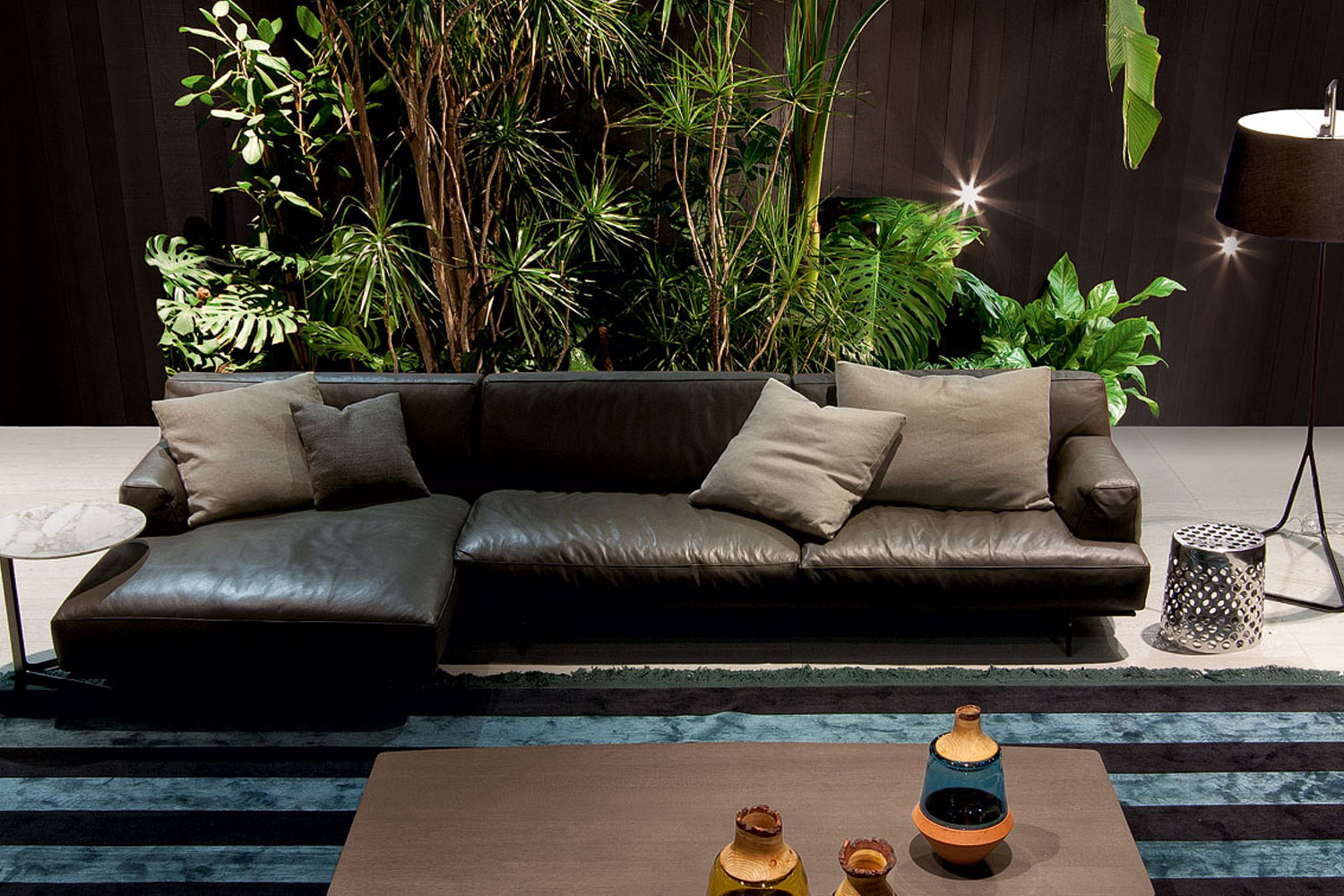 Tribeca Sofa By Jean Marie Massaud For Poliform Space