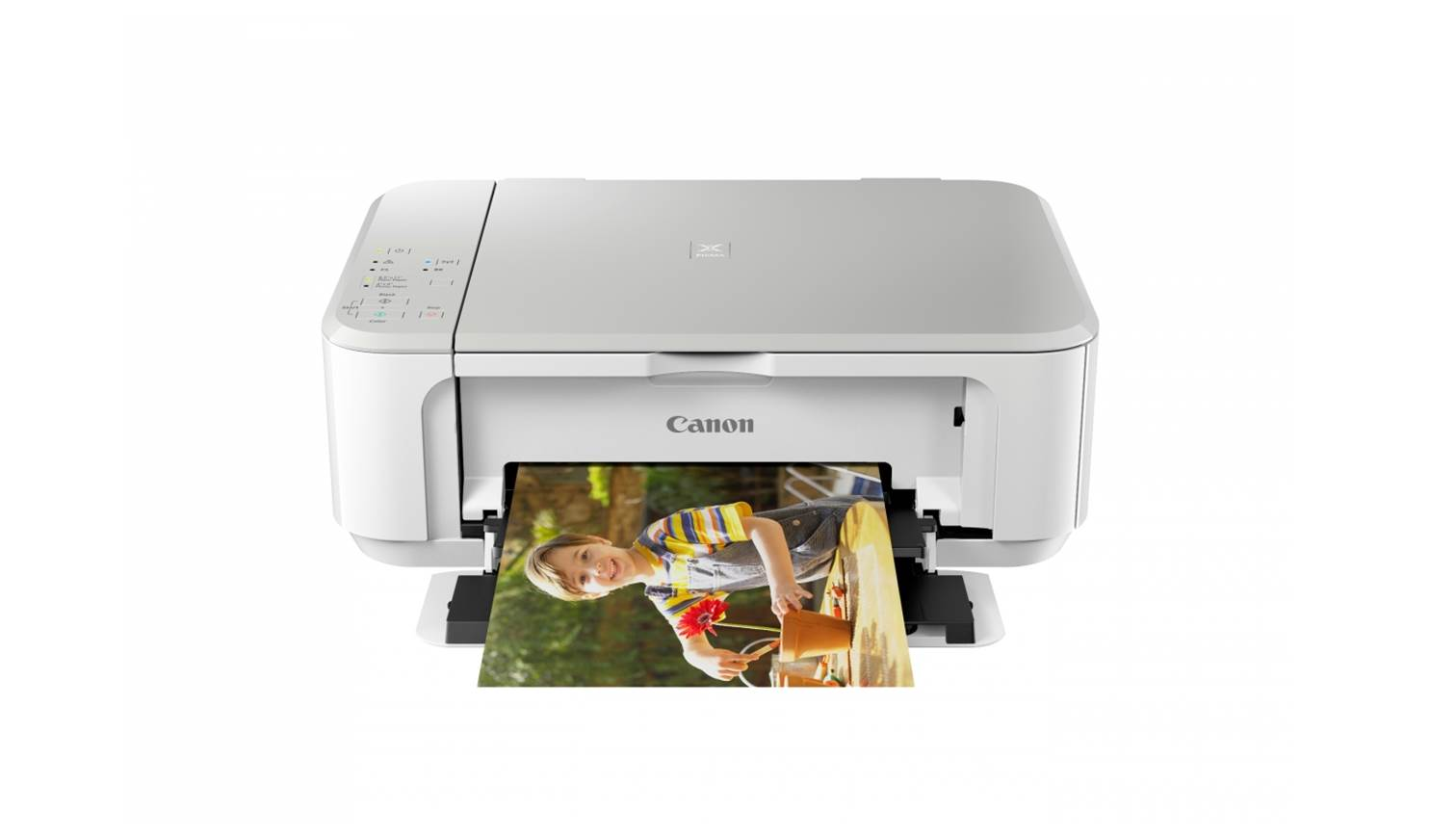 Canon PIXMA MG-3670 All-in-One Printer - White | Harvey Norman Singapore