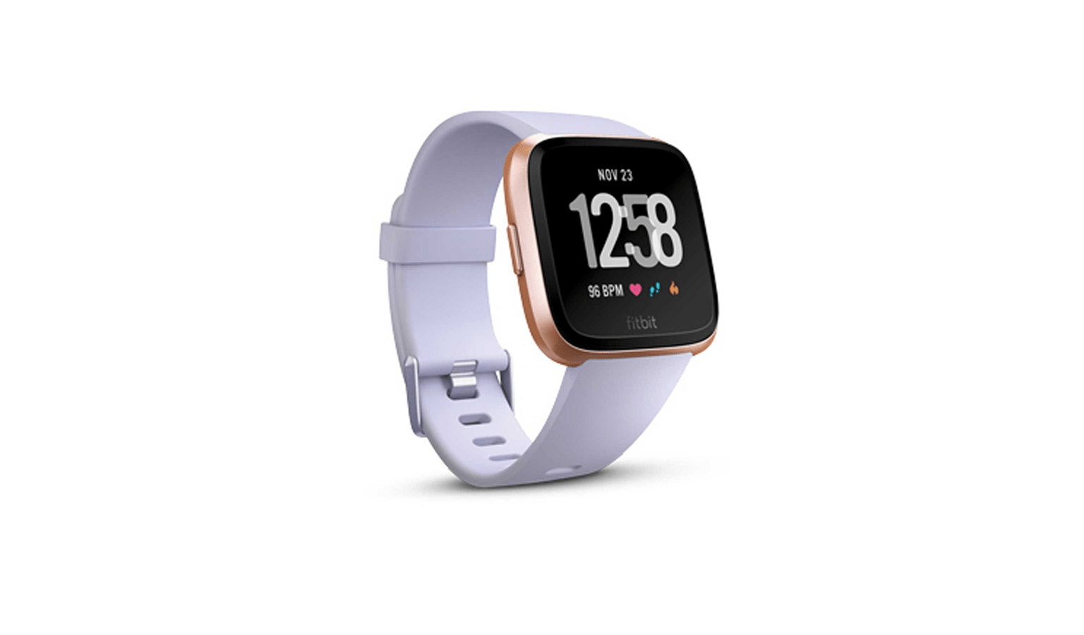 Fitbit Versa  Periwinkle Rose Gold  Harvey Norman Malaysia