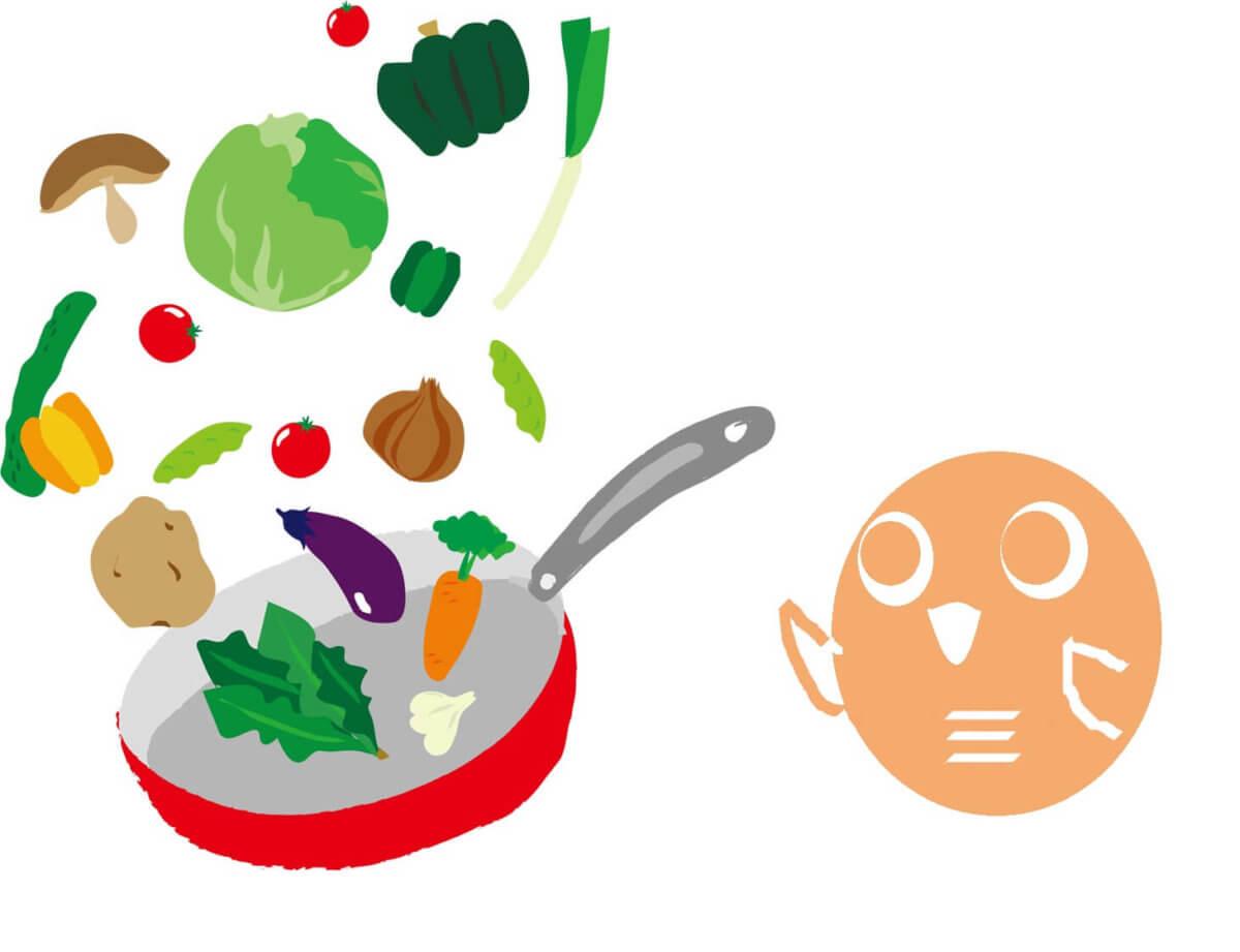 簡単な手作り料理