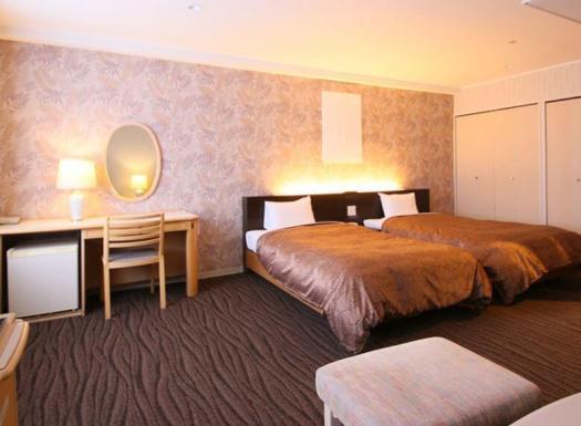 リゾートホテル蓼科の部屋