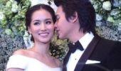 ภาพฉลองงานแต่ง ต่าย-ทิม