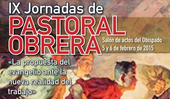 Jornadas de pastoral obrera - Cabecera