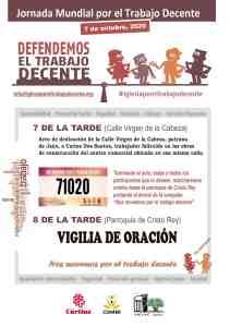 MANIFIESTO DE LA INICIATIVA IGLESIA POR EL TRABAJO DECENTE (ITD)