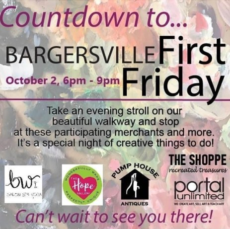 First First Friday in Bargersville Promo