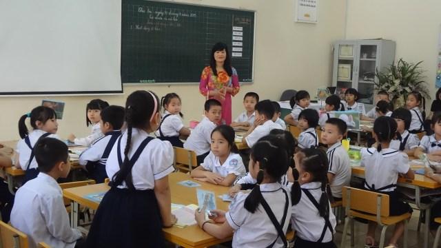 Khích lệ học sinh thông qua những câu hỏi gợi mở