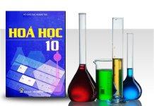 hóa học 10