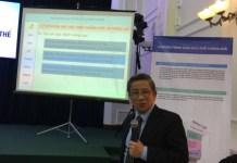 GS.TS Nguyễn Minh Thuyết, Tổng chủ biên Chương trình GDPT tổng thể.