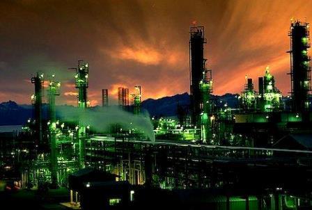 petroleum-refinery