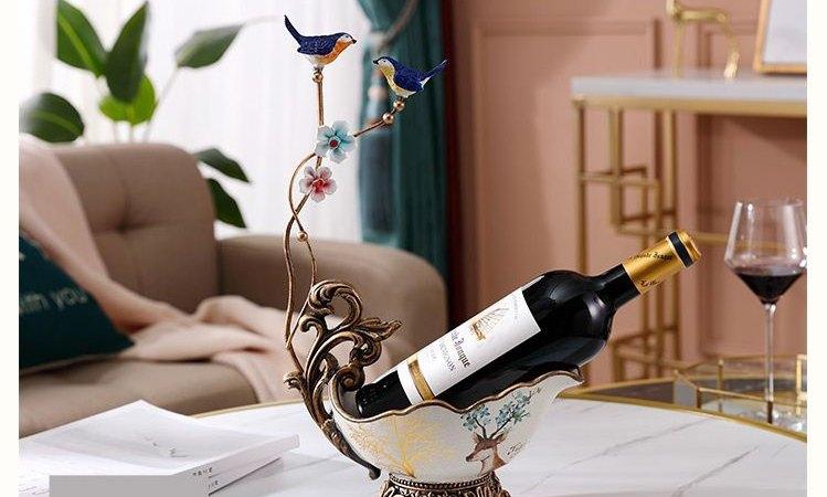 giá để rượu đẹp