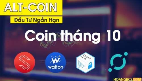4 coin cho nhà đầu tư tiền ảo ngắn hạn