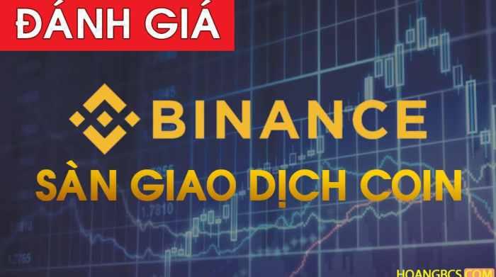 Hướng dẫn đăng ký sàn giao dịch coin binance