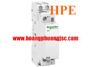 schneider ict 25a contactor wiring diagram western snow plow diagrams electric a9c20731 modular 1no 230 240v 50hz
