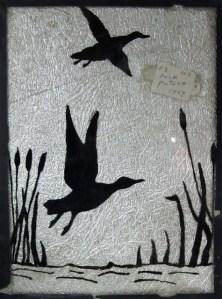 Tinfoil and ducks!