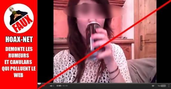 R.I.P. Naïka Berlier – Elle est décédé 10min après cette vidéo !