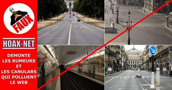 Ces photos trompeuses qui circulent après les attaques de Paris !