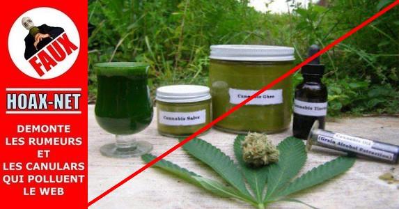 NON, le cannabis ne soigne pas le cancer !