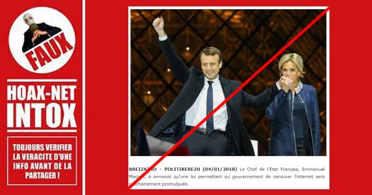 NON, la France ne censurera pas internet sur le modèle chinois.