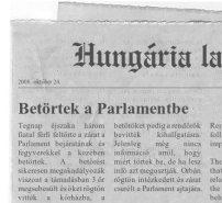 Hungária lap