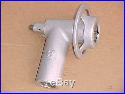used kitchen equipment miami black cabinets hobart oem # 12 meat grinder chopper attachment mixer fits ...