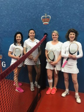 Ladies Am Doubles Finalists 1