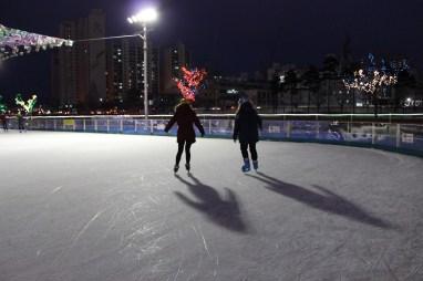 Eislaufen!