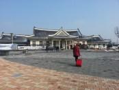 Jeonju Bahnhof
